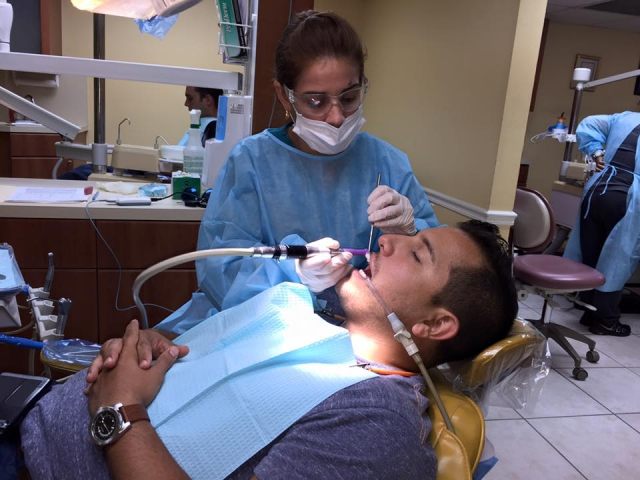 Hollywood Dental Patient Procedure
